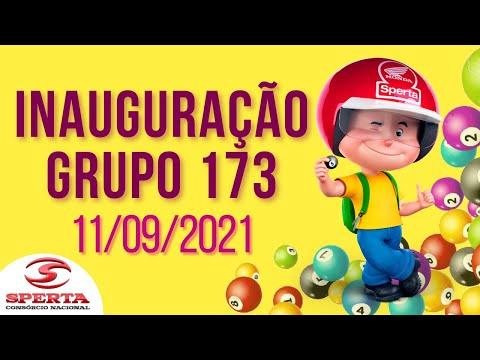 Sperta Consórcio - Assembleia  de Inauguração - Grupo 173 - 11/09/2021