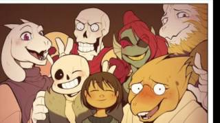 Undertale AMV- Another Way Out
