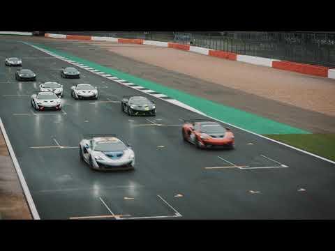Pure McLaren GT Series: Silverstone 2019 Highlights