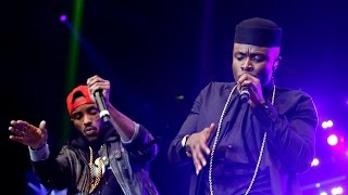 Fuse ODG - T.I.N.A at 1Xtra Live 2014