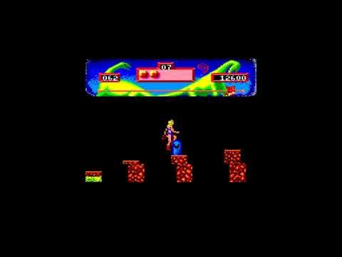 Vixen - 3ª parte - Amstrad CPC Longplay