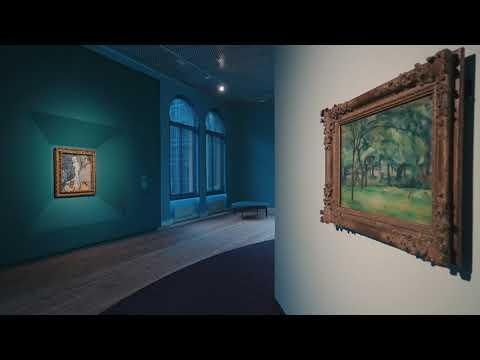 Paul Cézanne: Mesterverk fra The Courtauld – KODE Kunstmuseer sommeren 2021