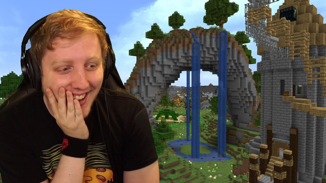 Philza - Reacting to my OLD Minecraft Videos (1 MIL SPECIAL)