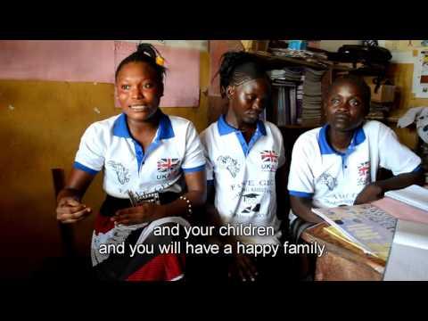 Building a better future for children in Sierra Leone