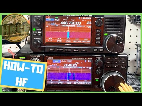 Introduction to HF Ham Radio.  Best Practices, Terminology, and Lessons Learned