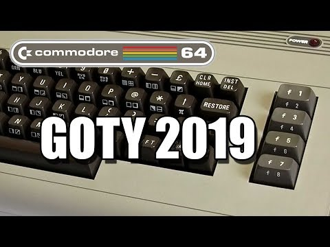 COMMODORE 64 GOTY 2019 EDITION