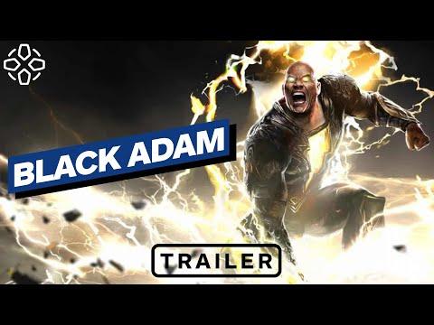 Black Adam – DC FanDome kedvcsináló