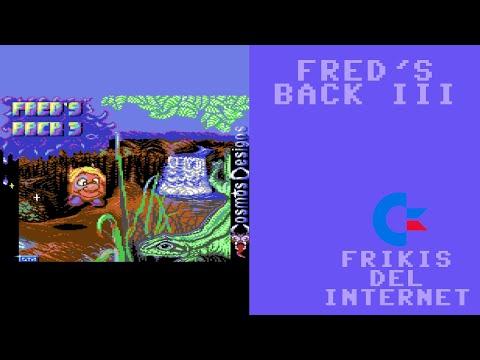 Fred's back III (c64) - Walkthrough comentado (RTA)