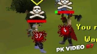 Oldschool Runescape Pk Video #7 - LXL