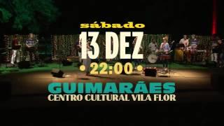 Real Combo Lisbonense traz Carmen Miranda ao palco do CCVF | 13 dezembro