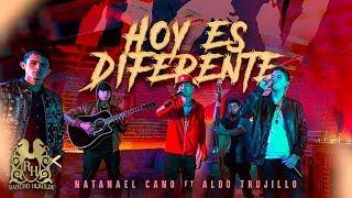 Natanael Cano - Hoy Es Diferente ft. Aldo Trujillo (En Vivo)