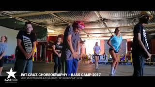 Another Love Song - Ne-Yo   Pat Cruz Choreography   Bass Camp 2017