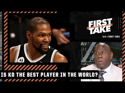 Magic Johnson answers: Has KD passed LeBron as the best player in the NBA? | First Take