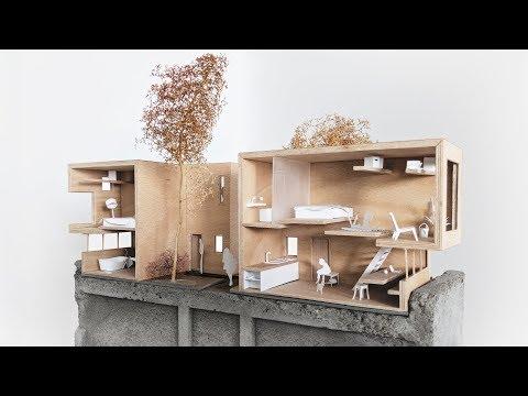 Sigurd Larsen proposes modular village on apartment block roof | Architecture | Dezeen