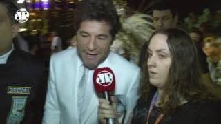 """""""Brasil precisa dessas mudanças"""", afirma cantor Daniel sobre desfile comportado"""