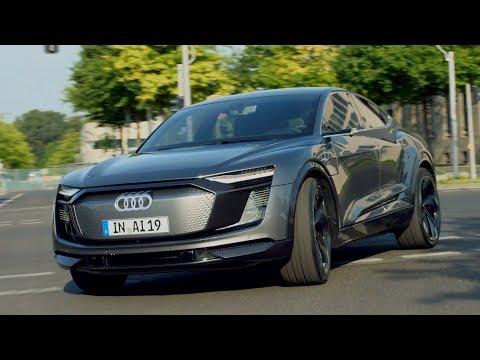 Audi Elaine ? Audi vision of autonomous driving