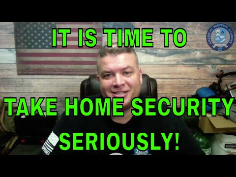 It Is Time To Increase Home Security!