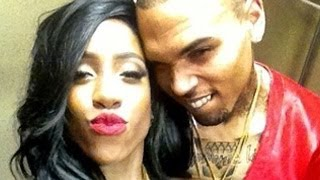Chris Brown Gets HOT & STEAMY With Sevyn Streeter