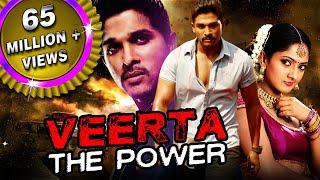 Veerta The Power (Parugu) Hindi Dubbed Full Movie | Allu Arjun, Sheela Kaur, Prakash Raj width=