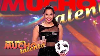 """Raquel Benetti """"Freestyle fútbol"""" - TTMT 18 Eliminatorias"""