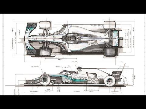 """How is a Formula One Car Born"""""""