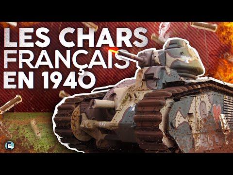 Les chars français de 1940 étaient-ils moins bons que les autres ?