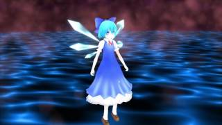 [TouHou MMD] 【第15回MMD杯本選】湖上の魔精 ~ Water Magus