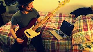 Normandie // Ghost // Bass Cover