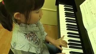 อะยูมิ  ฝึกเล่นเพลง Wishful Thinking กับ backing track รอบช้าค่ะ