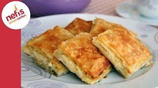 Peynirli Tepsi Böreği | Nefis Yemek Tarifleri