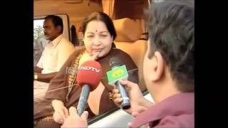 TN CM Jayalalithaa stopped her convoy to speak to Sanjay Pinto