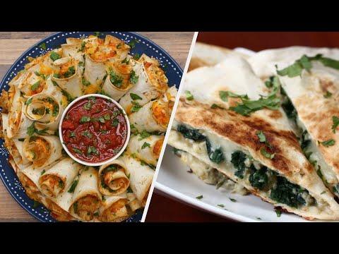 Easy & Cheesy Quesadilla Recipes ? Tasty Recipes