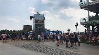 Tommorowland 2018 - Walk to the Main Stage