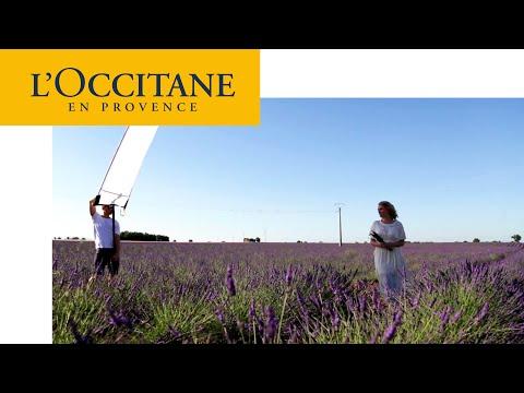 Így készült - Oroszlán Szonja & L'Occitane Provence-ban | L'Occitane