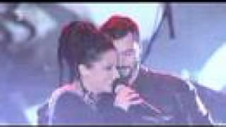 Lucie Bílá & Noid - Paranoid (live)