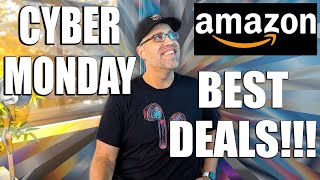 Best Amazon Cyber Monday Deals!