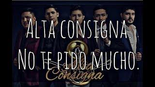 Alta Consigna- No te pido mucho |Letra, acordes y canción PARA GUITARRA| PLAY THIS!