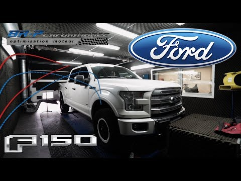 Ford F150 3.5T V6 Ecoboost Stage 1 By BR-Performance