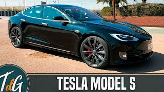Tesla Model S P100D ¡LO PROBAMOS!🚗