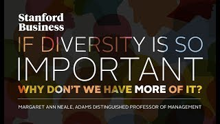 Is Diversity So Important?