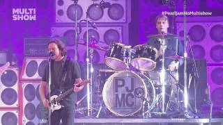Pearl Jam - Elderly Woman Behind the Counter in a Small Town - Lollapalooza Brasil 2013 - HD