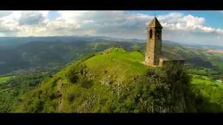 Balade en Auvergne