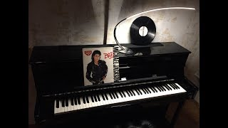 Michael Jackson - Bad Piano Cover inspired by Peter Bence