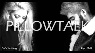 Pillowtalk - Zayn Malik & Sofia Karlberg
