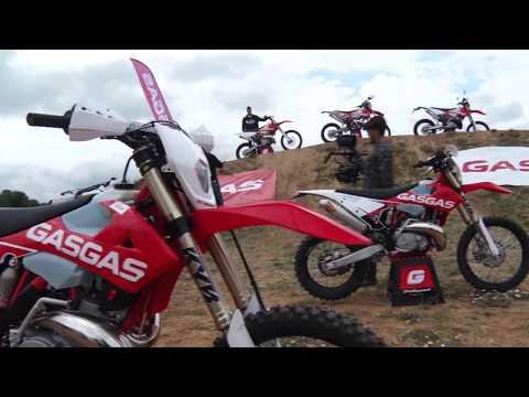 Motosx1000 : Presentacio?n y Primer Contacto con la GasGas EC 300