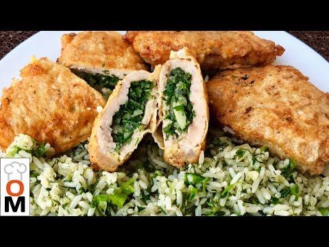 Вкусный Обед На Всю Семью | Мясные Кармашки С Луком и Зеленью + Гарнир  |  Family Lunch Ideas