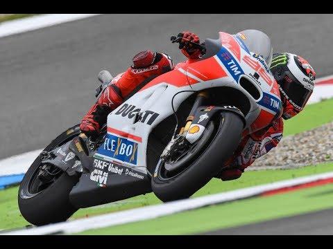 2017 #DutchGP - Ducati in action