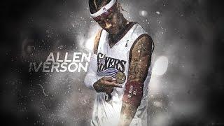 Allen Iverson Mix - Did It My Way - Dap You Up by Speaker Knockerz