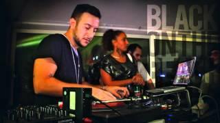 Dj Tayone live scratch @ Black on The Beach - 19Sept2012