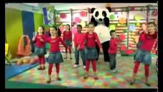 Panda Vai à Escola - Vem Que Eu Vou-te Ensinar